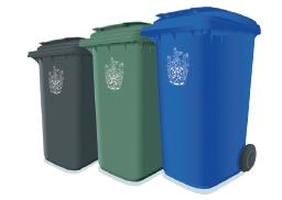 SCDC Bin Collections